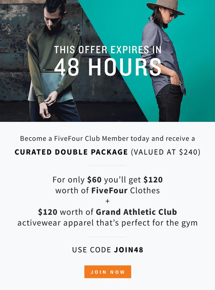 Get twice the amount of clothes in your first Five Four monthly package – a men's clothing subscription box!   Five Four Club Deal: Double the Value of Clothes In First Month! →  https://hellosubscription.com/2017/03/five-four-club-deal-double-value-clothes-first-month-5/ #FiveFourClub  #subscriptionbox