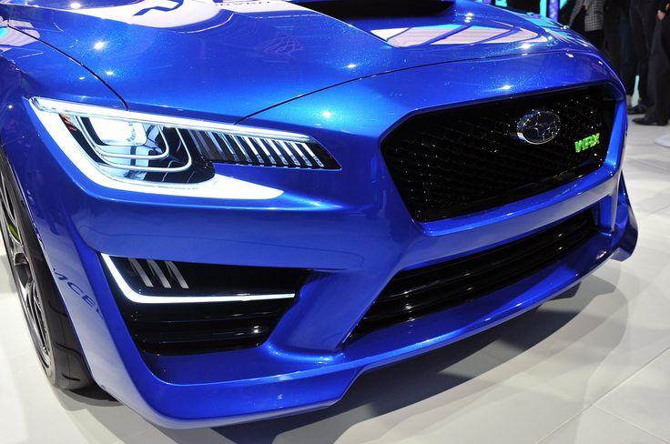 Subara WRX Concept Car