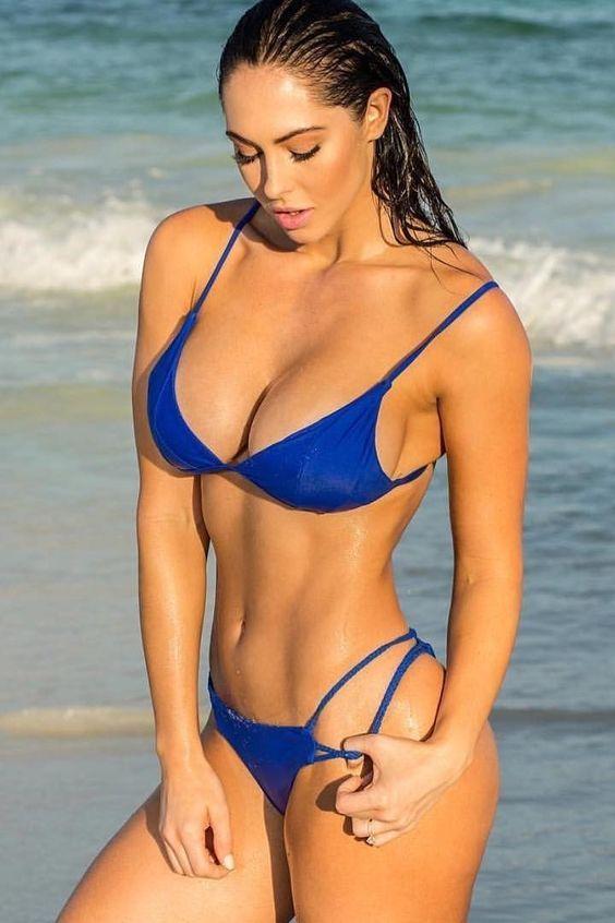 1d819cec37b75e Bikini #Damen #Strandmode #Sommer Trends Tankini Push-up Damen ...