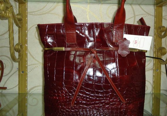 BREE Leather bagsoft  Leather bag Leather bags and by Metinbags, $195.00