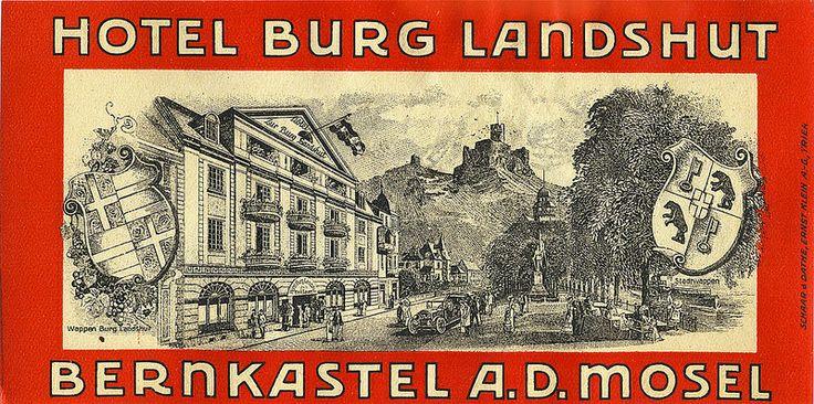 landshut hotel mosel austria