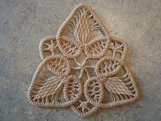 Romanian Point Lace #Tutorial - a gorgeous #crochet technique.