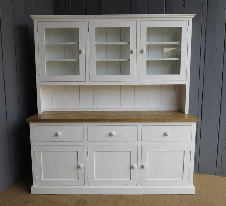 Bespoke Made To Measure Kitchen Dresser By UKAA