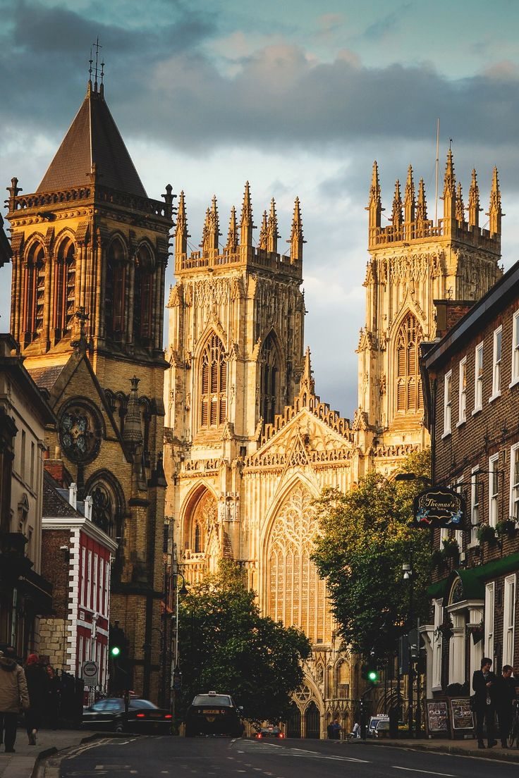 York Minster ~ York, England by Chin Yong