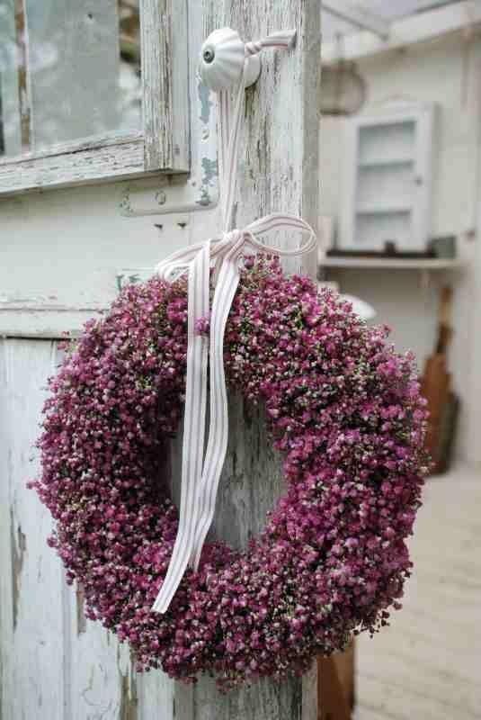 winterheide - tuinplant van de maand januari - Stijlvol Styling Woonblog www.stijlvolstyling.com