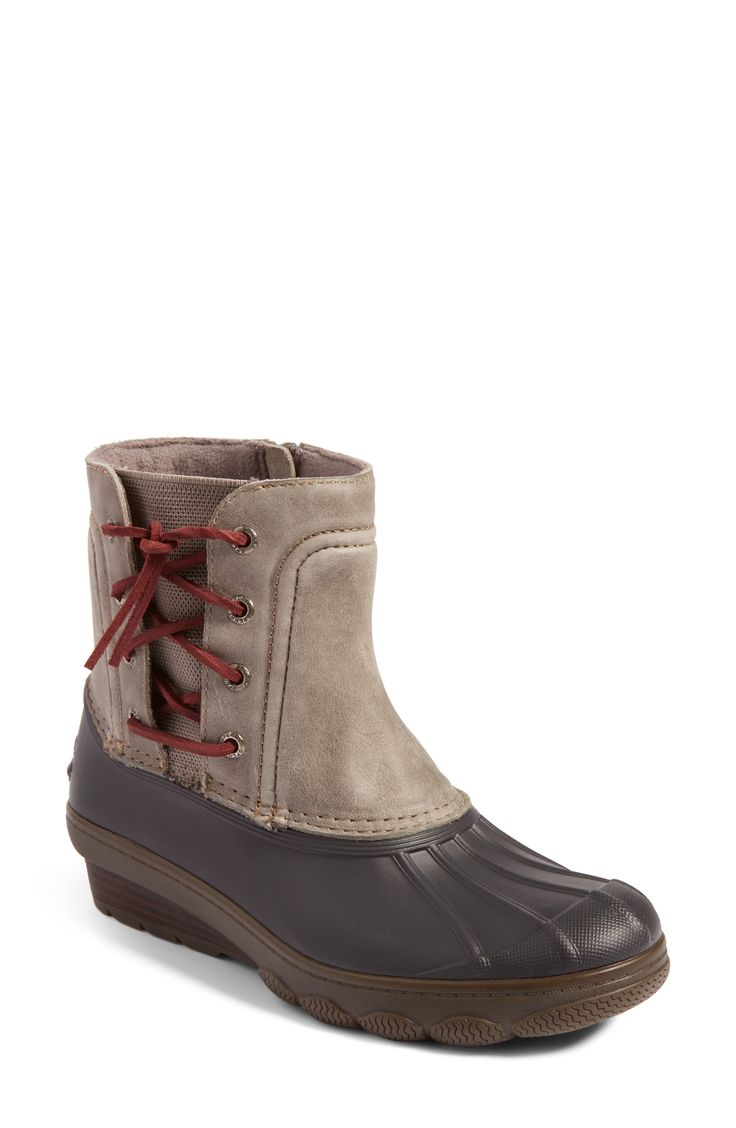 sperry waterproof boot on sale in the nordstrom anniversary sale