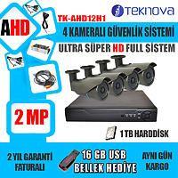 4 Adet 2 MP 1080P Full Hd Big Güvenlik Kameralı 1 TB Hdd Dahil Full Ahd Güvenlik Sistemi 205,90 USD   http://www.teknovaguvenlik.com/teknova-4-adet-2-mp-ahd-kamerali-1080p-hd-guvenlik-sistemi-tk-ahd12h1-pmu56