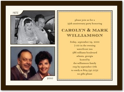 56 best anniversary invites images on pinterest golden wedding
