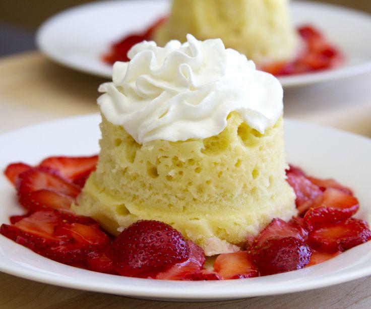 Easy Microwave Cake