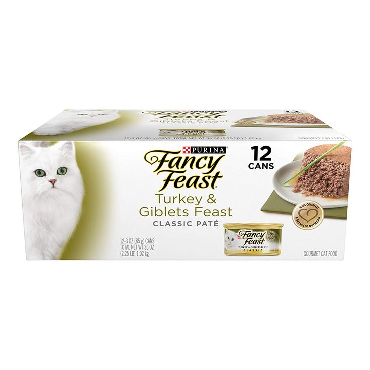 Summary Fancy Feast Cat Food Reviews Ratings And Analysis