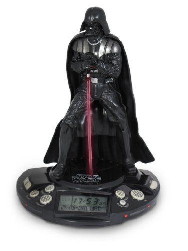 Star Wars Darth Vader Alarm Clock Radio