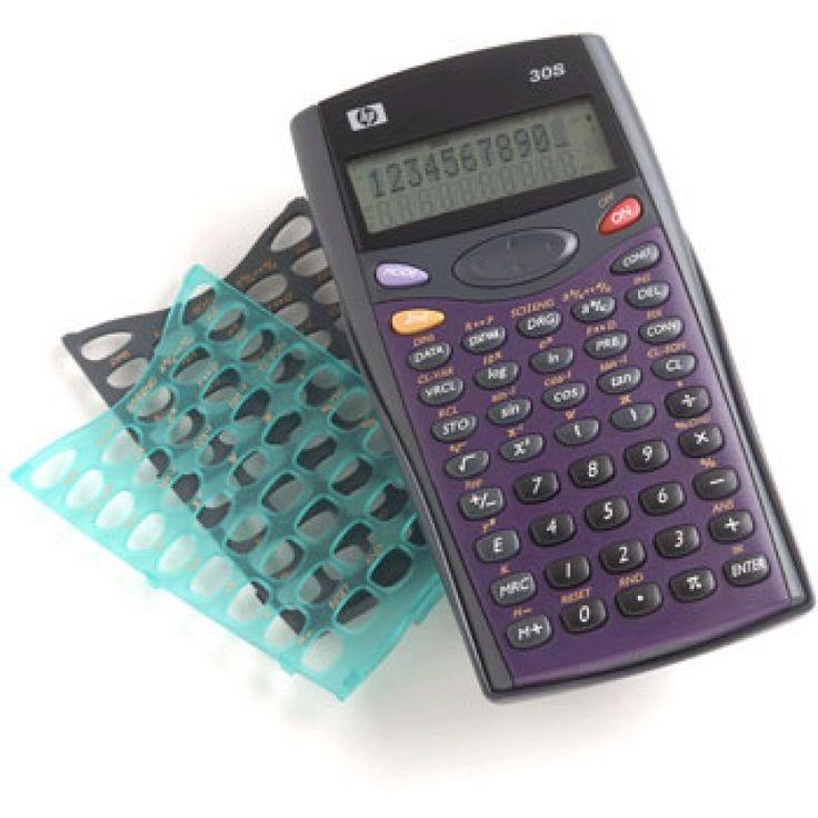 Calculadoras HP 30S -Calculadora Científica HP 30S