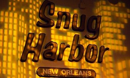 Snug Harbor Jazz Bistro, New Orleans