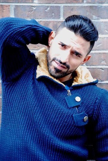 Qui vous tiendra au chaud cet hiver? L'homme ou le chandail? ;)