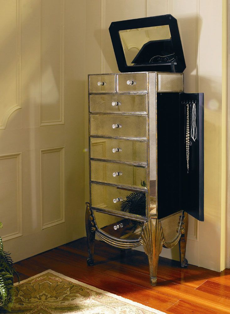 mirrored jewelry cabinet 64 best images about mirrored furniture on 23407