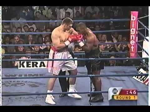 Mike Tyson vs Andrew Golota