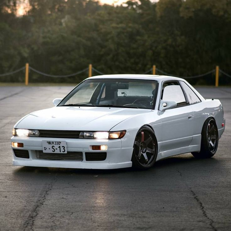 """656 Likes, 2 Comments - Officialimports (@officialimports) on Instagram: """"OFFICIALIMPORTS Owner:@samuraiduke For a feature #officialimports #nissan #240sx #s13 #silvia…"""""""