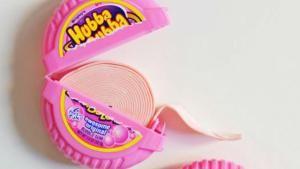 Hubba Bubba kauwgom, meeeeterslang! Of toch niet?