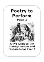 Classic Performance Poetry Unit Year 3 (Lewis Carroll) - Resources - TES