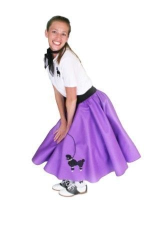 I Want A Poodle Skirt So Bad