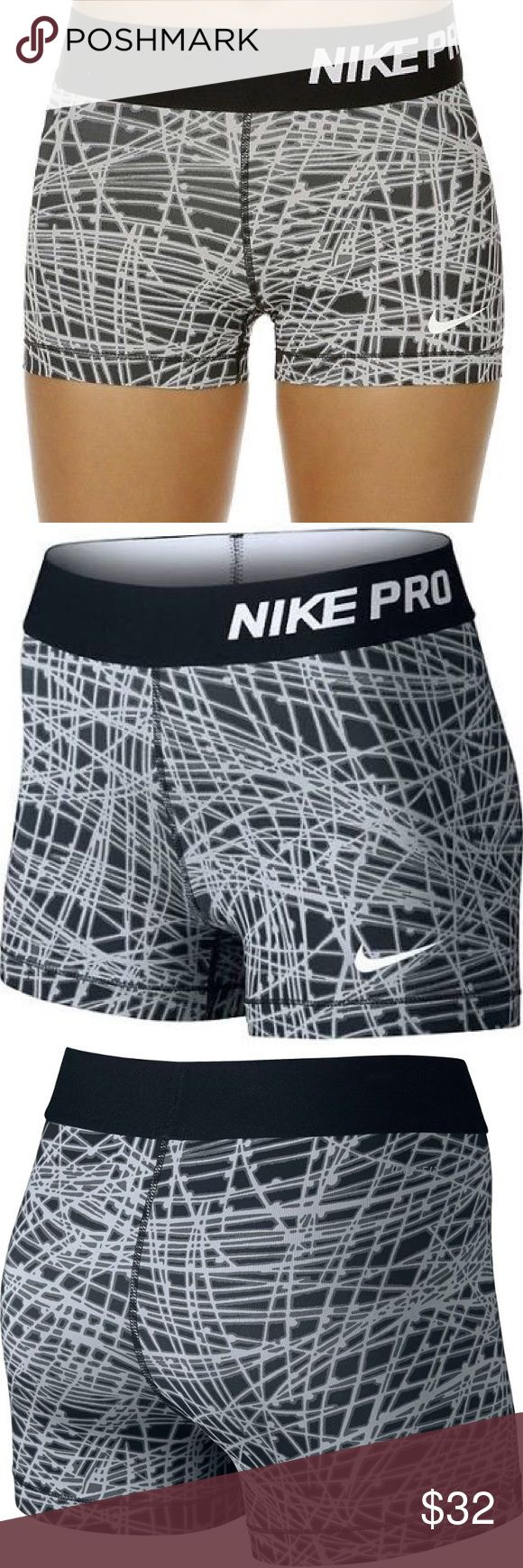 """Nike Pro 3 cool shorts NWT Nike Pro 3 cool shorts. Dri fit with 3"""" inseam. NO TRADES PLEASE! Nike Shorts"""