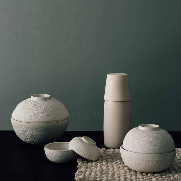 Ceramic by Kati Von Lehman - photocred www.paperbag.no