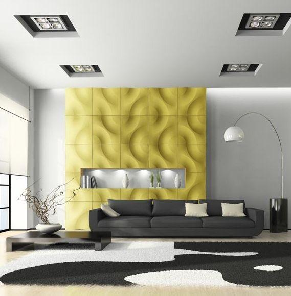 45 best Walls images on Pinterest   Groomsmen, Tiles and 3d pattern