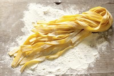 How to Store Fresh Pasta. This is for freezing and refrigeration. Good info! But I'll more than likely dry mine