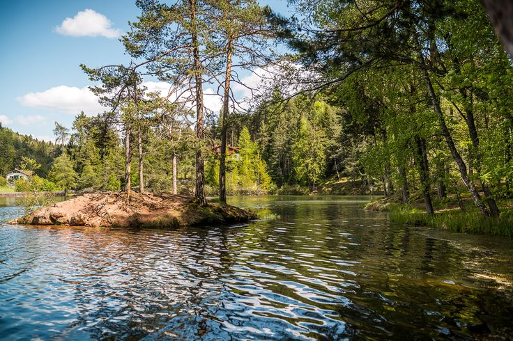 Wolfsgrubener See am Ritten   Lago di Costalovara al Renon   Lago di Costalovara Pond
