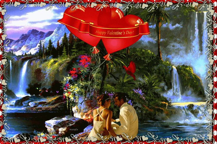 Wpc Week 499 - Valentine's Day Mobile Screensavers available for free download.