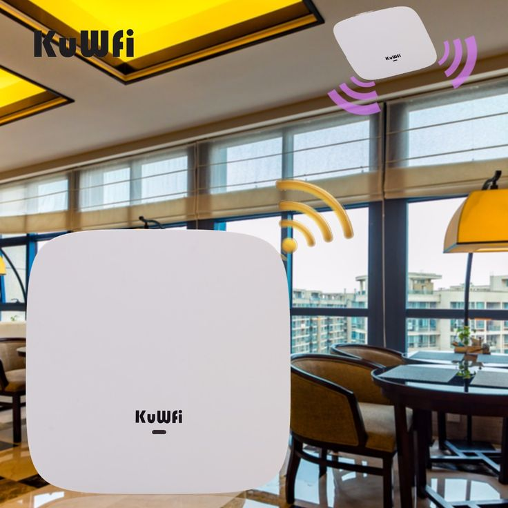 Buy  KuWFi 750Mbps Ceiling AP Router Dual Band 802.11ac AP Router Indoor Wireless Wifi Router Wifi Repeater With 24V POE Include.. #huawei #wireless #wifi #lte #adafter #snapdragon bluetooth