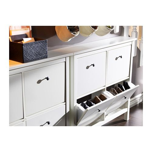 HEMNES Shoe cabinet with 4 compartments IKEA?