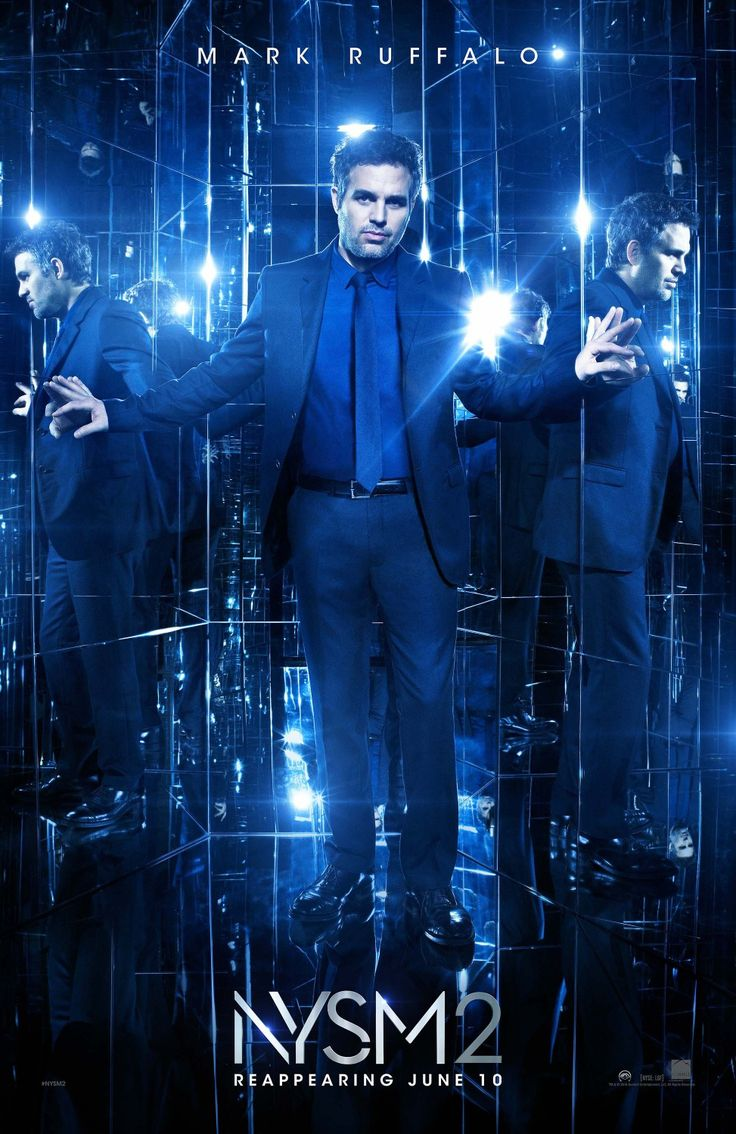 Return to the main poster page for Now You See Me 2