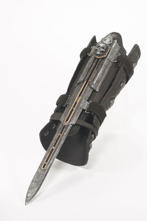 McFarlane Toys anuncia a produção da réplica da Hidden Blade de Assassin's Creed…