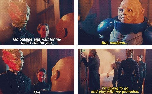 Strax the sontaran - The Crimson Horror - Doctor Who season 7
