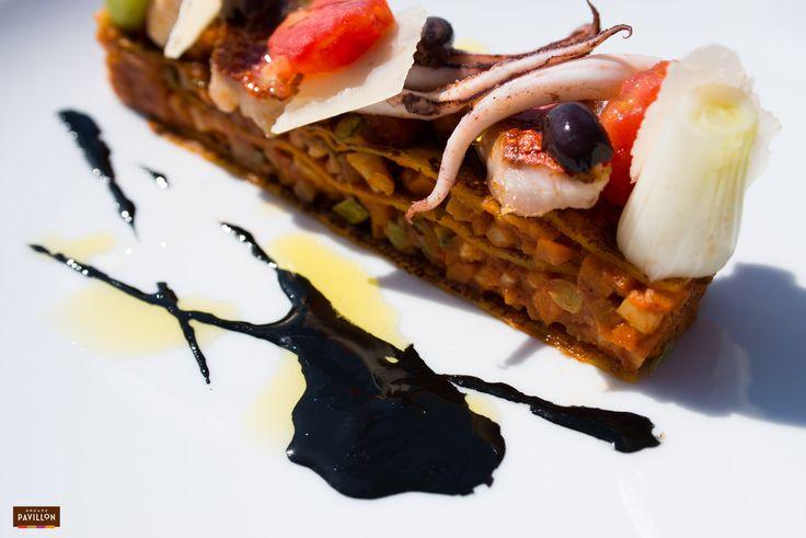 Service gastronomique assuré avec Pavillon Traiteur !