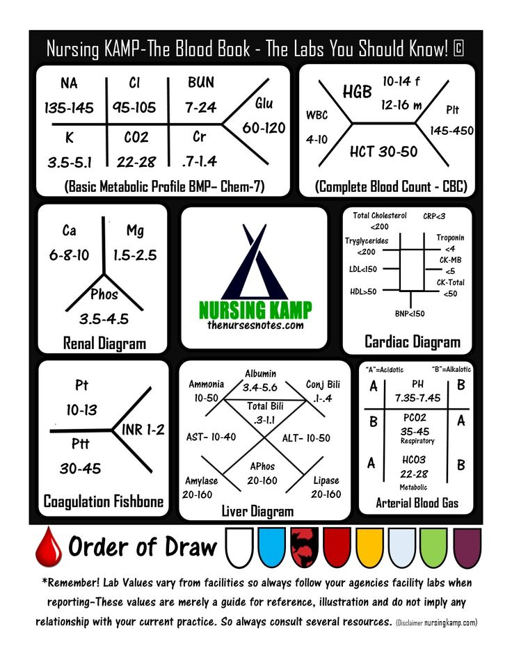 Best 25+ Nursing labs ideas on Pinterest Nursing lab values, Lab - normal lab values chart template