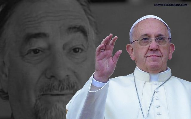Radio talk show host Michael Savage must be a regular reader of NTEB, because we've been saying this from the moment Pope Francis was elected to rule the Vatican corporation. People used to laugh when we said that Francis was fulfilling the role of the False Prophet from the book of Revelation, but after 2 years of his rule, no one is laughing any more. #MichaelSavage #PopeFrancis http://www.nowtheendbegins.com/blog/?p=33654