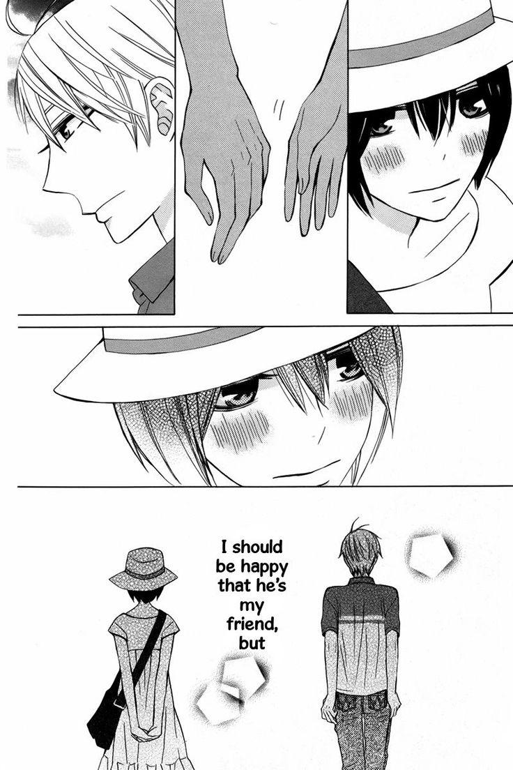 Kanojo ni Naru Hi Another 16 Cute drawings, Anime love