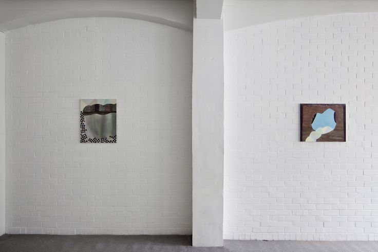 2. Anna Miles Gallery, 47 High St, 2012 (Adrienne Vaughan paintings)