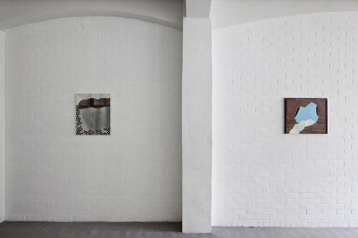 Adrienne Vaughan installation, March 2012