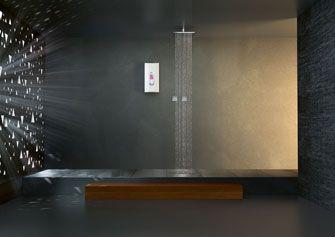 Ein Siemens DE1518628 | Quelle: Siemens  So ein Bad hätte ich auch gerne! Voll die tolle Regendusche mit voll dem tollen DL!