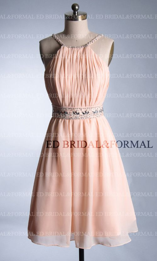Cheap Short Coral Homecoming Dress Under 100 Customized Size and Color Sweet 16 Dresses 2013