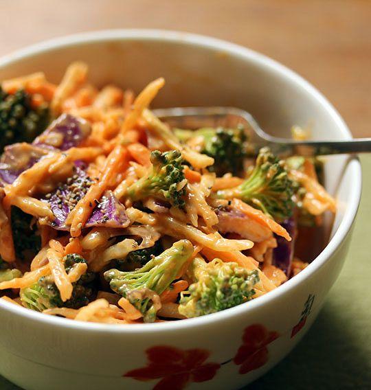 recipe: broccoli slaw salad paleo [34]