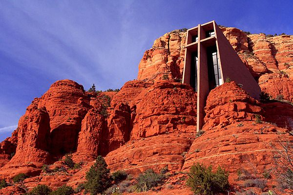 Berg Kapelle in Sedona Arizona