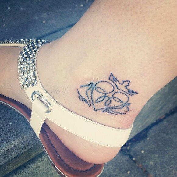 claddagh ring tattoo - photo #22