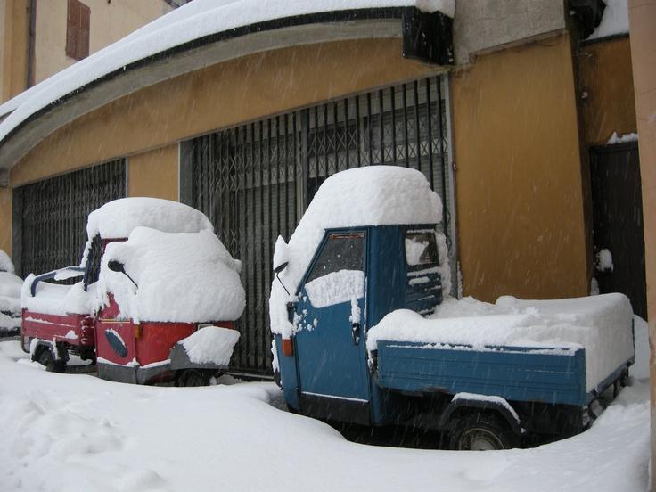 Snow - Castelletto d'Orba