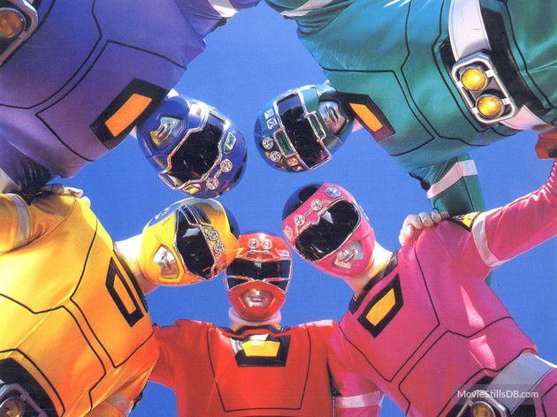 """Power Rangers Turbo"""