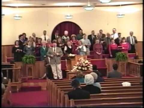 """""""He'll Hold To My Hand"""" Mount Carmel Baptist Church Choir, Fort Payne Alabama - YouTube"""
