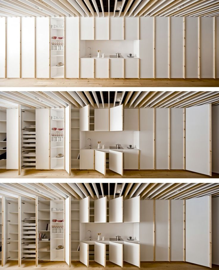 OAK Showroom / Anna & Eugeni Bach #storage